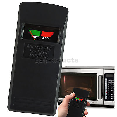 Microwave Leakage Monitor Detector Needle Indicator Mobile Phones Camera Oven