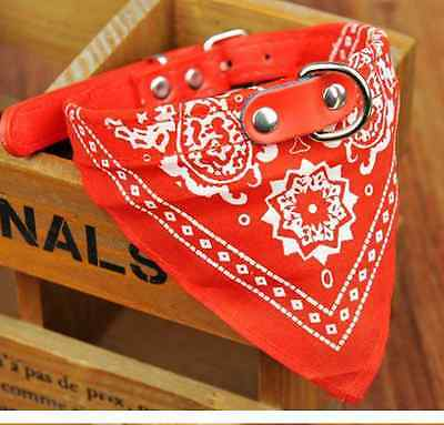 2.5cm Red Pet Dog Bow Tie Collars Dog/Cat Necklace Scarf Collar # 3