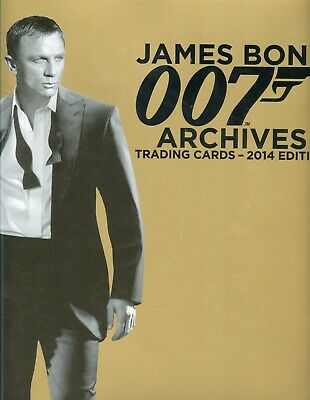 James Bond Archives 2014 Collector Album Promo Card P3 Rittenhouse 2014