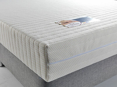 Sleep Extreme 6 Reflex Foam Orthpaedic Health Mattress- All Sizes Incl European