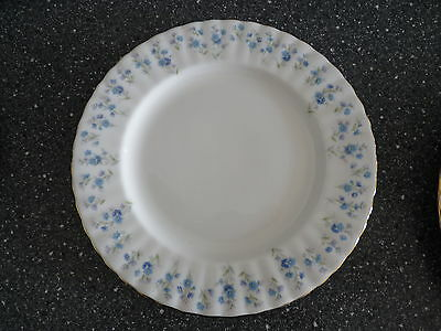 ROYAL ALBERT   Salad Plates  x 6  COLLECTION  ONLY