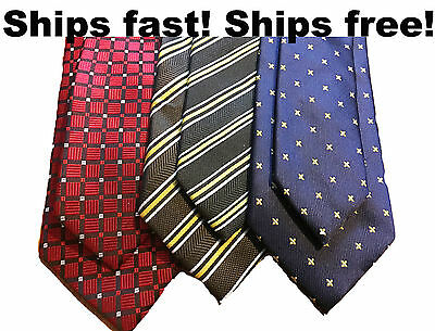 Father/Son Matching Neck Tie Set Free Shipping HOLIDAY SALE