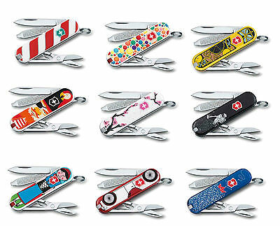 2014 Victorinox Classic Edition Pocket Knife RRP $35.95 AWARD DESIGNS Knives