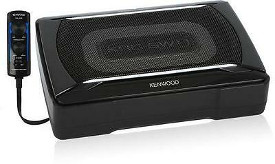 Kenwood KSC-SW11 Active Amplified Car Underseat Subwoofer