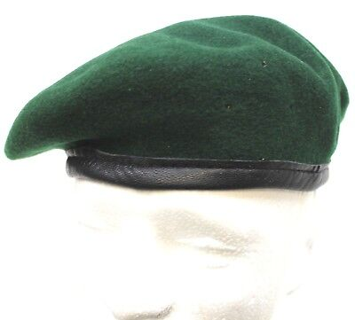 German Army Panzer Division & Infantry Green Beret