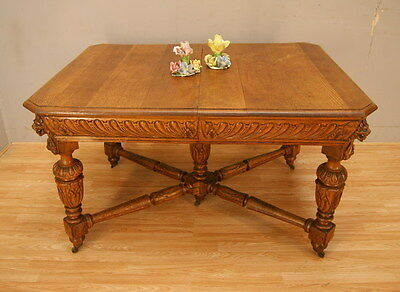 2643a  !! REFINED XIX CENTURY ANTIQUE FRENCH TABLE IN VICTORIAN STYLE !!!