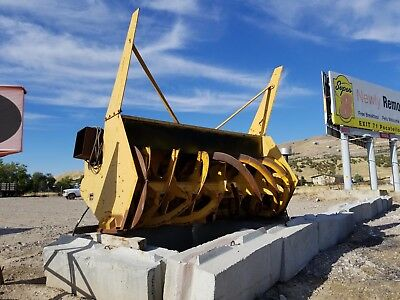 Snow Blower - 10 Ft Wide Idaho Norland - AWESOME Condition!