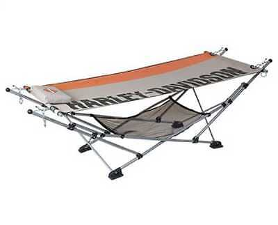 Harley-Davidson Hammock Durable Lightweight Compact, Portable Outdoors HDL-10059