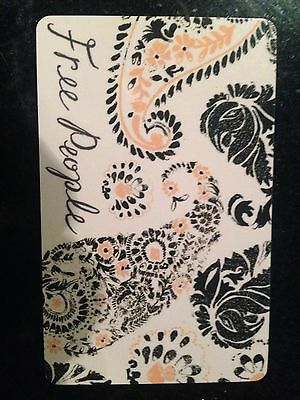 Free People Gift Card Value 320.00