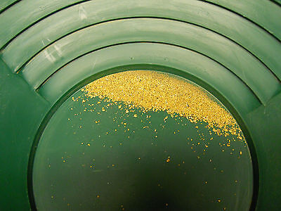 3 lbs. of unsearched gold paydirt PLUS 2 GRAMS of natural gold added!!!