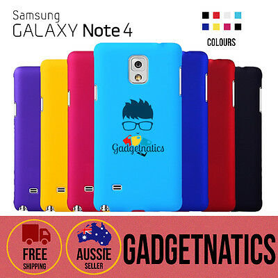 Ultra Slim Thin Hard Case Cover Shell for Samsung Galaxy Note4 Note 4 IV Phone