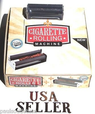 Cigarette Maker Machine Paper Rolling Roller Tobacco FREE SHIPPING NEW