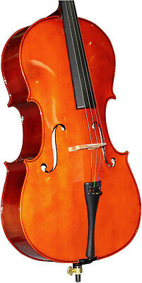 Axiom Beginners 4/4 Cello Outfit Student Cello