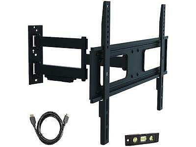 """ProHT by Inland 05412 37"""" - 70"""" Full Motion TV Wall-Mount Bracket Designed to fi"""