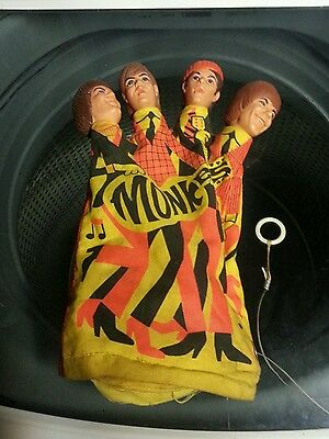 The monkees talking hand puppet