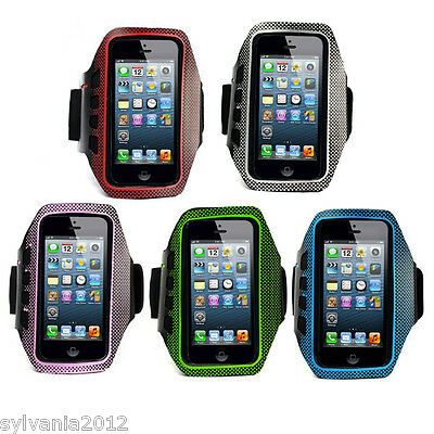 Jogging Running GYM Sport Armband Holder Arm Strap Pouch Case For iPhone 6