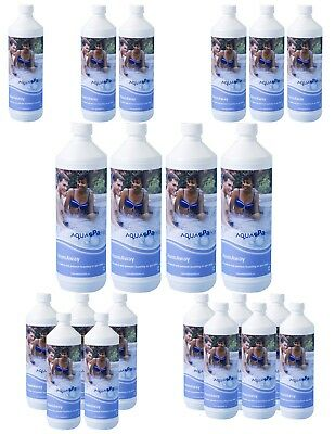 AQUASPARKLE NO FOAM -SPA DEFOAMER HOT TUB SPA SPAS HOTTUBS AWAY TUBS ANTI 1litre