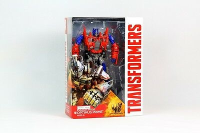 Transformers Movie 4 Age of Extinction Evasion Mode Optimus Prime Brand New MISB