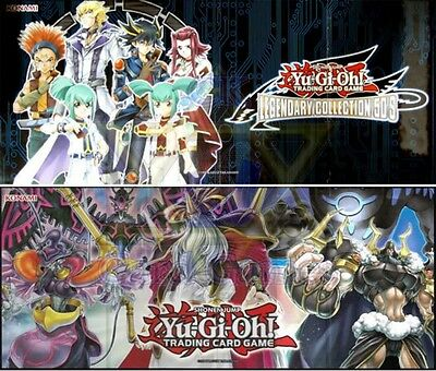 Two-Sided Hard Playmat/Playboard - Legendary Collection 5 - Yu-Gi-Oh! - Yugioh