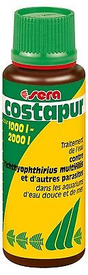 SERA COSTAPUR CONTRE LA MALADIE DES POINTS BLANCS 100ML ref 2140