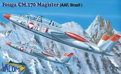 Valom Bausatz 72091 Fouga Cm.170 Magister Austrian Air Force Öbh 1:72
