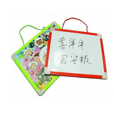 Writing Hardboard Whiteboard Brush Drawing Tablet For Baby Kid Child Gift Xmas