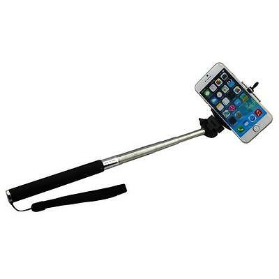 Monopod Extendable Hand Held Holder Self Photo For iPhone 6 4.7 5.5+5G5S  Camera