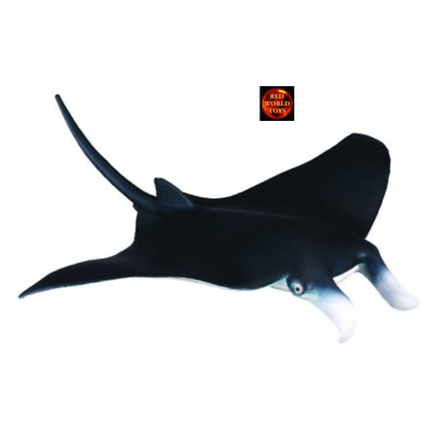 *BRAND NEW* MANTA RAY SEALIFE MODEL by COLLECTA - FREE POSTAGE
