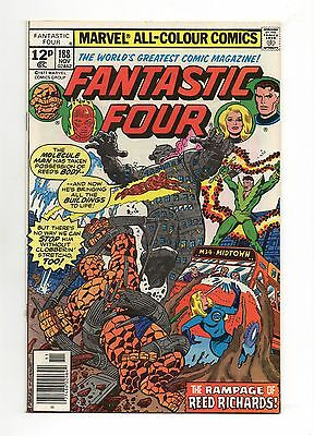 Fantastic Four Vol 1 No 188 Nov 1977 (VFN+)Marvel Comics, Bronze Age (1970-1979)