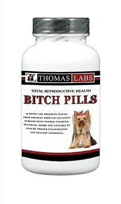 Bitch Pills for Dogs 60ct