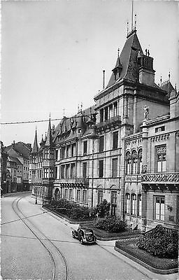 LUXEMBOURG palais grand ducal