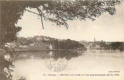 56 AURAY riviere le loch
