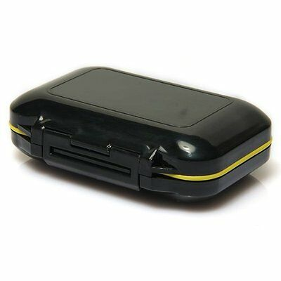 Fly Fishing Lures Hook Box Waterproof 12 Compartments Fish Tackle Accesory ST