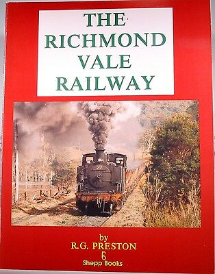 The Richmond Vale Railway by R.G.Preston Code 4659-07