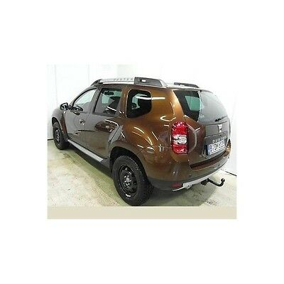 attelage dacia duster 2013 4x4 et 4x2 col de cygne attache remorque brink eur 155 15. Black Bedroom Furniture Sets. Home Design Ideas