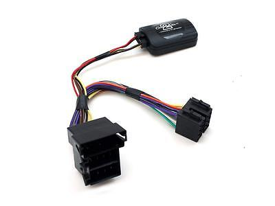 Connects2 CTSST002.2 Seat Ibiza upto 08 Steering Control Adaptor FREE patchlead