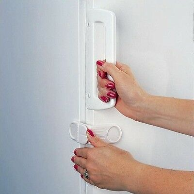 Clippasafe Fridge and Freezer Appliance Lock Toddler Child Proofing Baby Safety