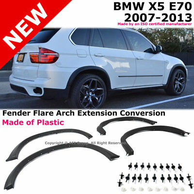 BMW Wheel Arch Extension Flare Kit E70 X5 Fitment