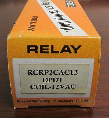 10) 120 VAC Relay, Dpdt 12 Amps - $49.62 | PicClick Dayton X N Relay Wiring Diagram on
