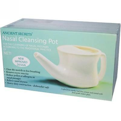 Neti Pot, Ancient Secrets