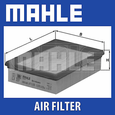 Mahle Air Filter LX337 - Fits Ford - Genuine Part