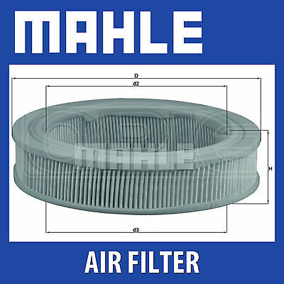 Mahle Air Filter LX134 - Fits Renault - Genuine Part