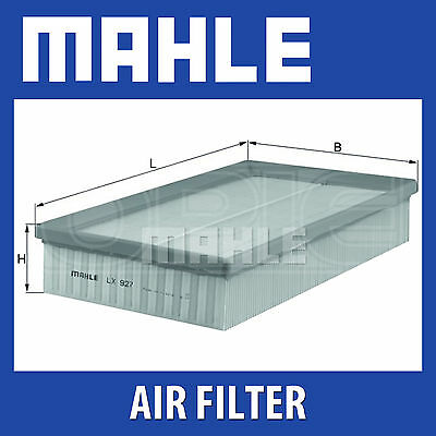 Mahle Air Filter LX927 (Mercedes E Class (w210))