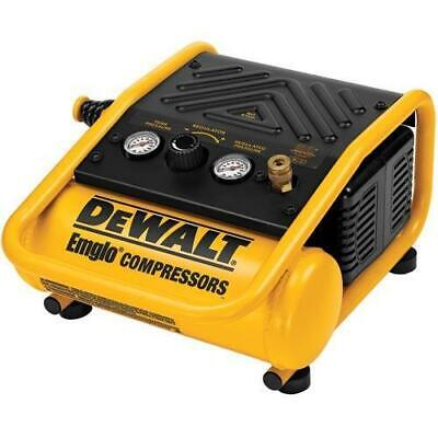 DeWALT D55140 1 Gallon 135 PSI Heavy-Duty Air Tool Trim Compressor - Electric