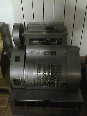 Caja Registradora 1930'S-1940'S National Pesetas - Cash Register 1930'S-1940'S