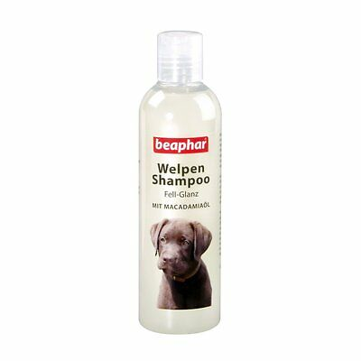 Beaphar - Chiots Shampooing Fell-Glanz - 250 ml - Welp shampooing Soins Abattre