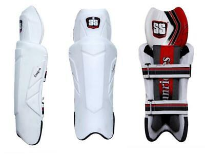 SS Dragon Cricket Wicket Keeping Pads + AU Stock + Free Ship + Free Cotton Inner