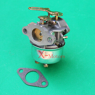 Tecumseh 632378 632378A 3.5HP Snowblower Carburetor Repacement Adjustable Carb
