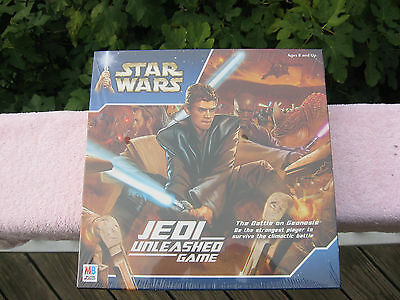 Star Wars Jedi Unleashed Game The Battle Of Geonosis New & Factory Sealed!