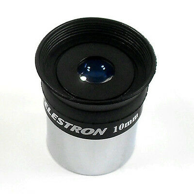 """1.25"""" 31.7mm Eyepiece Lens K 10mm Fully HD Coated for Astronomical Telescope"""